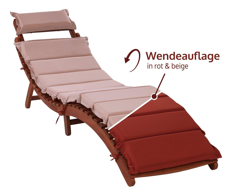 sonnenliege holz klappbar swalif. Black Bedroom Furniture Sets. Home Design Ideas